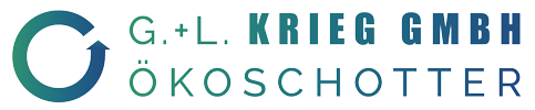 Ökoschotter | G. + L. Krieg GmbH Retina Logo